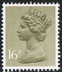 GB SG X949 1983 Machin 16p unmounted mint